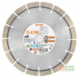 Алмазный диск Stihl 230 мм Х100 - фото