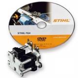 Заточное устройство Stihl FG 4, 4,0 мм, 3/8 - фото