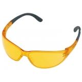 Защитные очки Stihl Contrast, жёлтые - фото