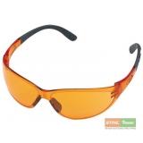 Защитные очки Stihl Contrast, оранжевые - фото