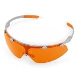Защитные очки Stihl SUPER FIT, оранжевые - фото