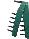 Защитный фартук передней части ног Stihl, размер S-M - фото