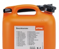 Канистра для бензина Stihl 5 л, оранжевая - фото