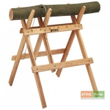 Козлы деревянные Stihl - фото