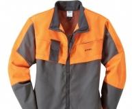 Куртка Stihl ECONOMY PLUS, Антрацит-оранжевый, размер S - фото