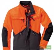 Куртка Stihl DYNAMIC, Антрацит-оранжевый, размер XXL - фото