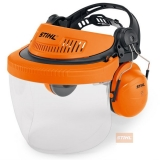 Наушники с защитой глаз Stihl Profi G500 PC - фото