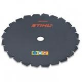Пильный диск с долотообразными зубьями Stihl , 225 мм - фото