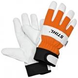 Рабочие перчатки Stihl SPECIAL из козьей кожи, размер M - фото