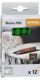 Разметочный мел Stihl, зеленый - фото