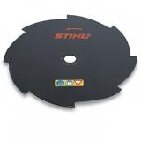 Режущий диск для травы Stihl, восемь зубьев, 255 мм - фото