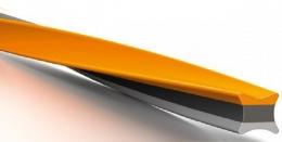Струна триммерная Stihl Carbon CF3 Pro 3 мм х 45 м - фото