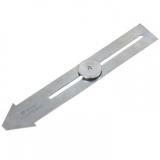 Шаблон для заточки ножа для густой порасли, Stihl 2-х - фото