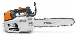 Бензопила STIHL MS 201 ТС-М, шина RL 35см, цепь 63PS - фото