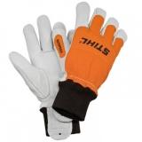 Водонепроницаемые рабочие перчатки Stihl Advance Membran, размер  L - фото