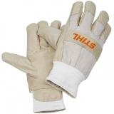 Кожаные зимние перчатки Stihl унифицированный размер - фото