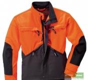 Куртка Stihl DYNAMIC, Антрацит-оранжевый, размер XL - фото