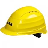 Строительная каска Stihl, желтая - фото