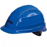 Строительная каска Stihl, синяя - фото