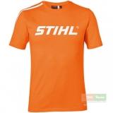 Футболка Stihl оранжевая, размер M - фото